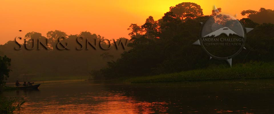 ecuador amazon tours