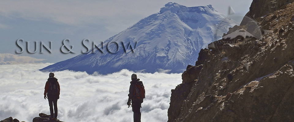 Mountain Climbing Expeditions in Ecuador